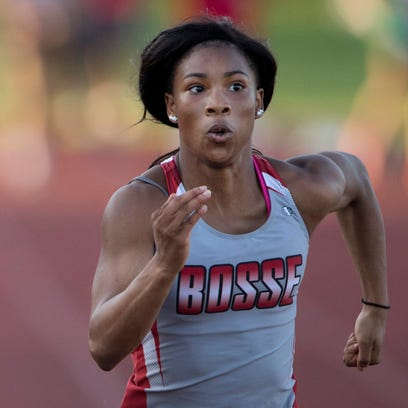 Bosse's Brigham 'cramping and crying' and setting records at Central Regional