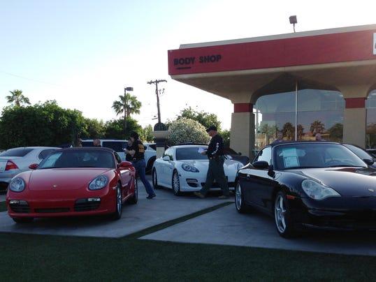 Scottsdale auto raid