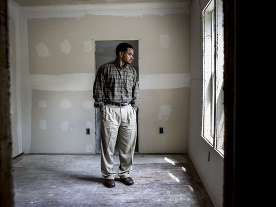 Tray Smith, Experience the Mission president, is hoping to rehabilitate the home at 1503 16th St., in Port Huron, into a transitional home for youth aging out of foster care.