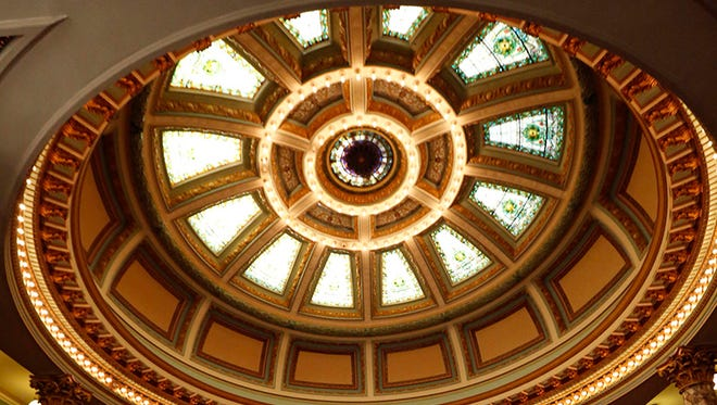 Mississippi Chambers at the Capitol in Jackson, Miss.