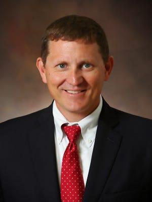 Santa Rosa County Board of County Commissioner Lane Lynchard, representing District 5.