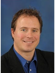Dr. Ryan Redman, medical director of East Tennessee