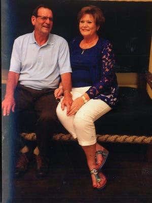 Donald Eugene Deville and Gail Ann (Allen) Deville