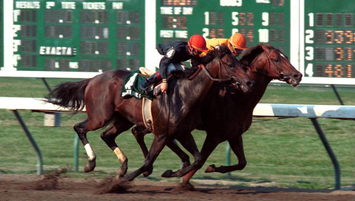 The 1988 Haskell Invitational.