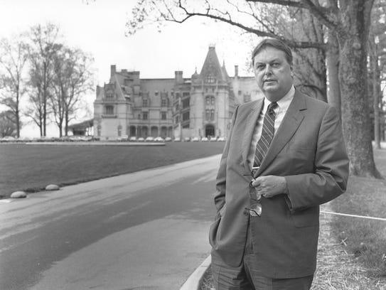 William A.V. Cecil, owner of the Biltmore Estate, died