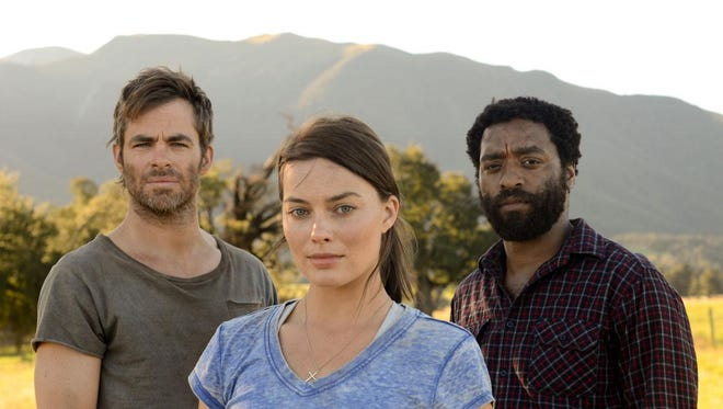 Following a disaster that wipes out most of civilization, a scientist (Chiwetel Ejiofor) and a miner (Chris Pine) compete for the love of a woman (Margot Robbie) who may be the last female on Earth.