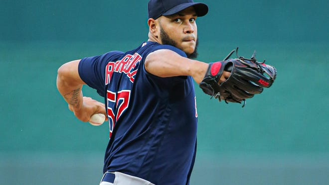 Red Sox starter Eduardo Rodriguez, who missed last season because of  COVID-19 and the ensuing myocarditis, could get the same salary -- $8.3 million -- in arbitration for 2021.