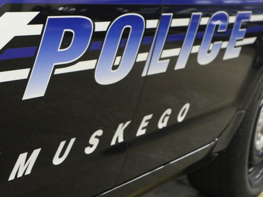Muskego Police Department squad car