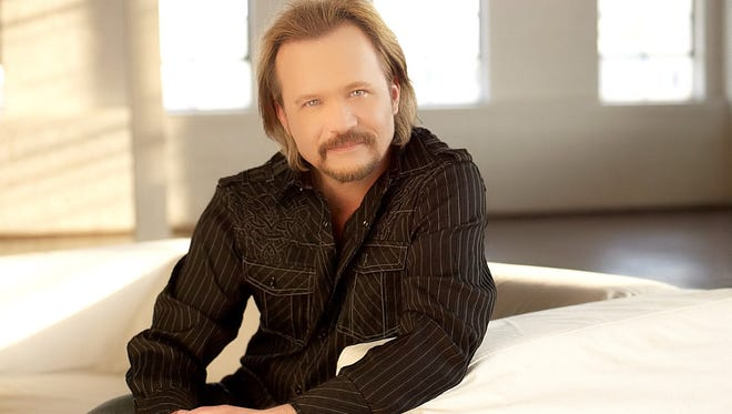 Grammy Award-winner Travis Tritt attributes his longevity in the music business to his unique voice. His concert Jan. 14 at Memorial Auditorium will be an acoustic show that will feature just him and his guitar.