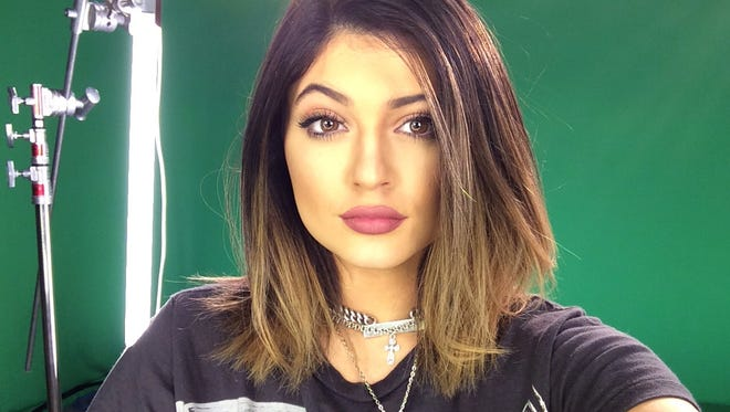 An obsession began earlier this fall over the new lips of Kylie Jenner, 17. Rumors that she underwent cosmetic surgery have been circulating.