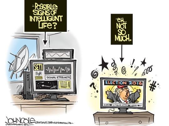 """Intelligent Life"""