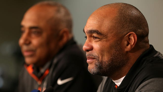 New Cincinnati Bengals defensive coordinator Teryl Austin and the rest of the new coaches are finding their scouting voice as college evaluations have gone on early in 2018.