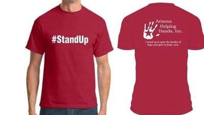 stand up with ahh