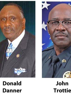 A Democratic Runoff is scheduled for Tuesday, June 23 between sheriff's candidates Donald Danner and John Trottie.