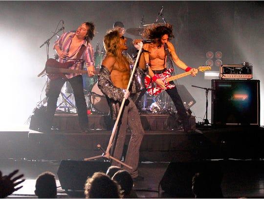 Van Halen tribute Completely Unchained
