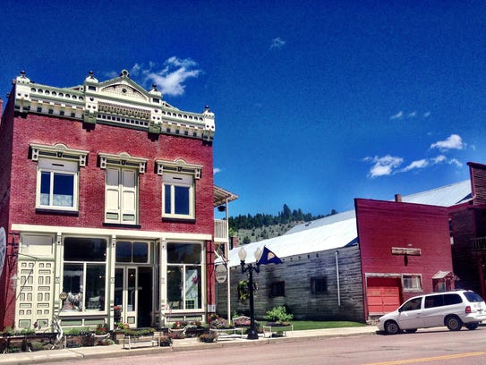 Visitors are invited to see downtown Philipsburg during