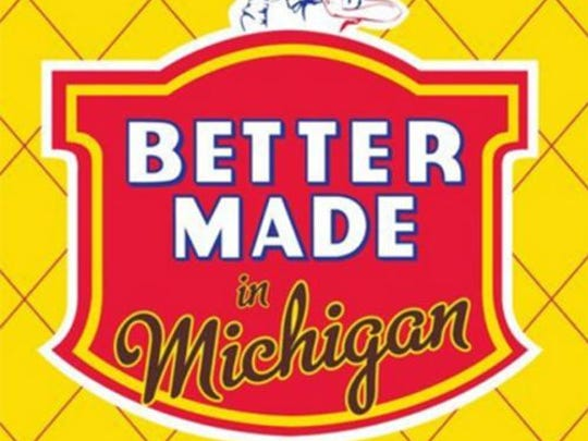 """""""Better Made in Michigan: The Salty Story of Detroit's Best Chip"""" by Karen Dybis"""