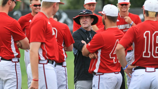 Louisville's Dan McDonnell said Tuesday that this Omaha-bound team is 'pretty loose' and 'a lot of personality but once they're locked in, they take care of business.'