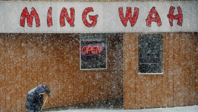 Ming Wah is closing at the end of the month.