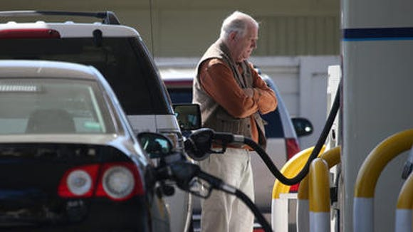 Gas prices drop in Delaware and across the nation.