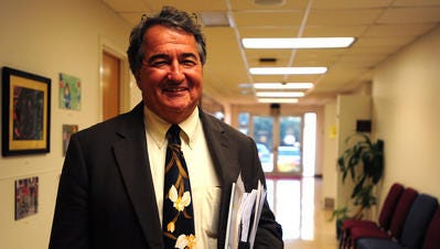 Former Lafayette Parish Superintendent Pat Cooper heads back to court in December.
