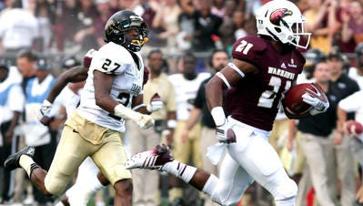 ULM opens the 2016 season on September 3 against Southern at JPS Field at Malone Stadium.