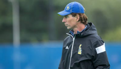 Rolf van de kerkhof has guided Delaware to four straight NCAA Tournament appearances and its first Final Four since 1982.