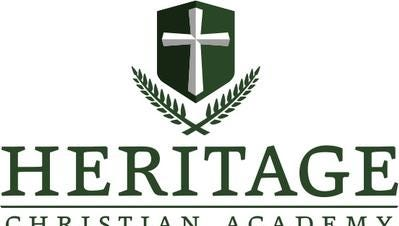 Heritage Christian Academy Logo.