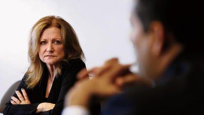 Deputy city manager Nancy Bartlett in 2015.