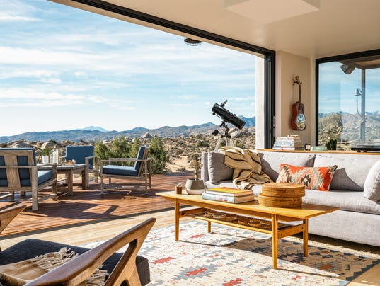 These Are The Raddest Airbnbs In The Desert