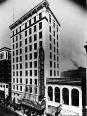 The Tennessee Theatre on opening day, Oct. 1, 1928