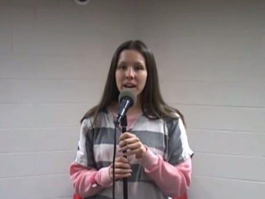 Jodi Arias' jailhouse Christmas