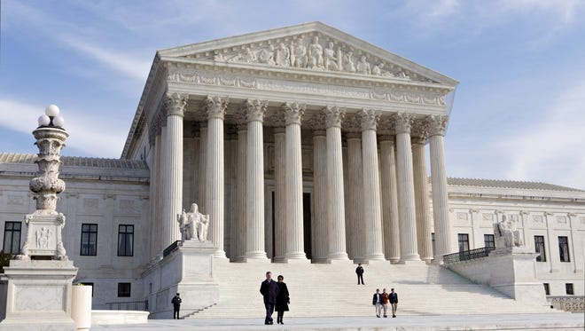The Supreme Court on Monday gave an anti-abortion group the green light to mount a constitutional challenge to Ohio's ban on campaign lies. (AP Photo/J. Scott Applewhite, File photo)