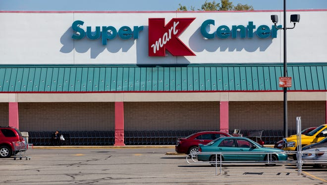 The Kmart Super Center in Port Huron Township will be closing in December.