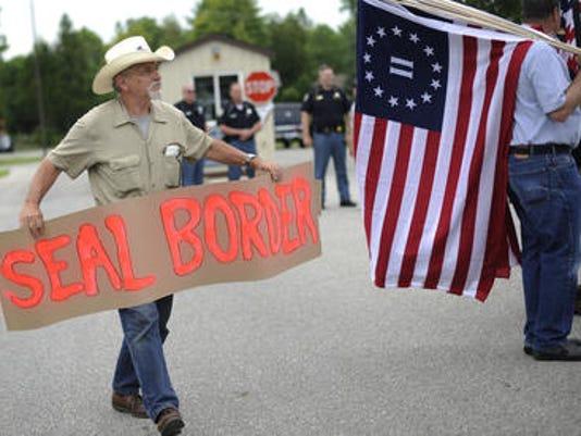 seal the border