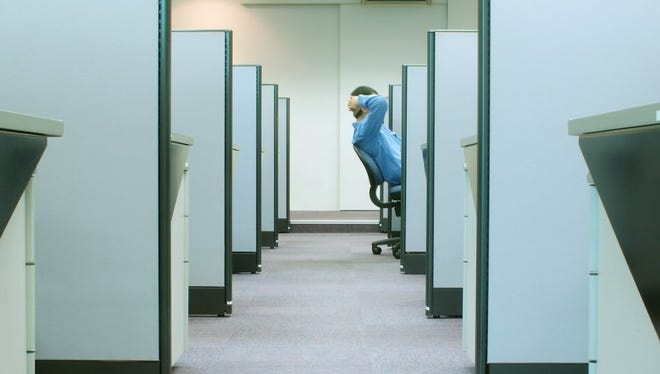 Noise can be a big factor when working in office cubicles.