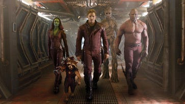 Director James Gunn drops the first official trailer for 'Guardians of the Galaxy Vol. 2'