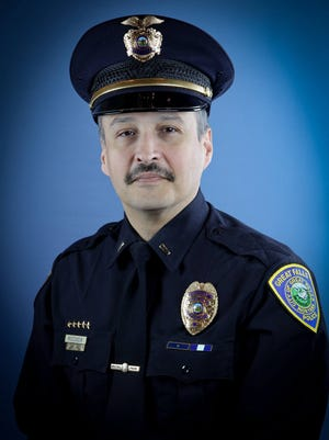 Capt. Rob Moccasin was appointed interim Police Chief for the Great Falls Police Department Friday. He will assume this role the evening of April 2.
