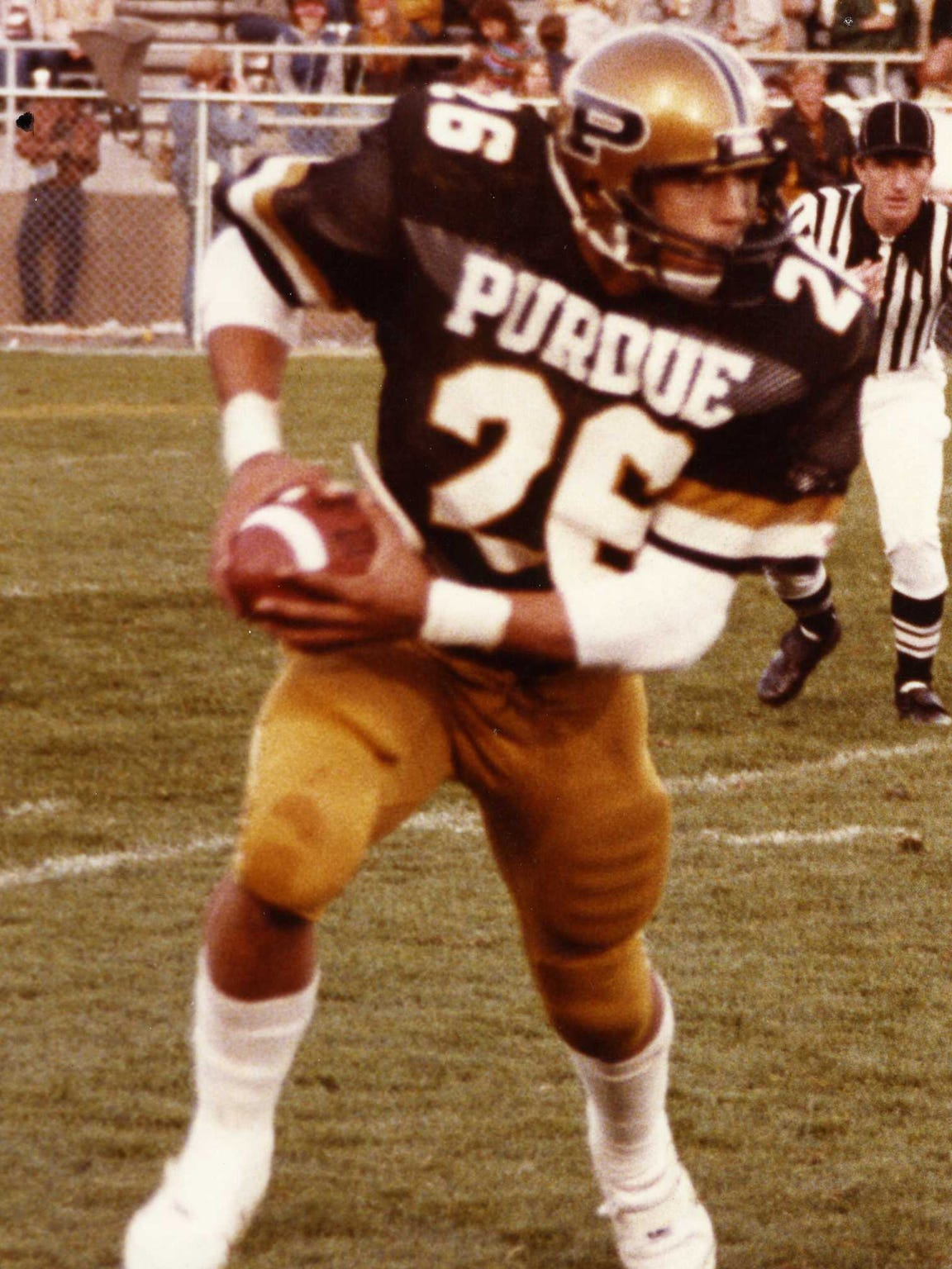 Rod Woodson is a member of both the Pro Football and College Football Halls of Fame.