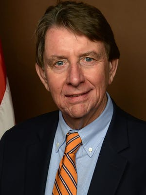 """Republican Rep. John """"Jack"""" Lyle of Lincoln is seeking reelection as an independent."""
