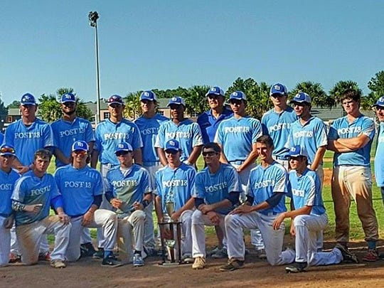 The Tallahassee Post 13 American Legion baseball team is looking for its first state title in 44 years.