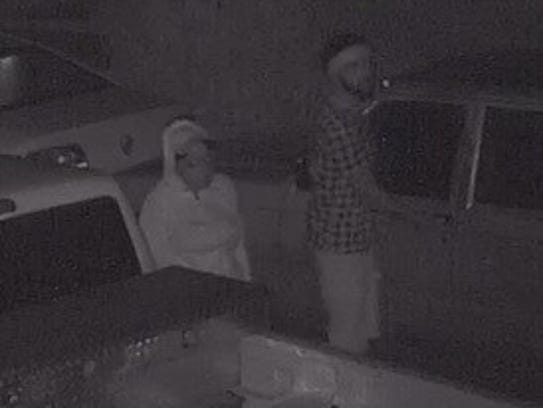 State police are looking for these men, who they believe