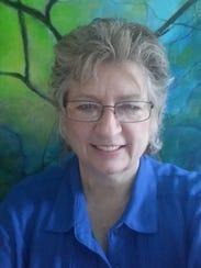 Artist Jodie Traugott