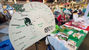 Nonprofits gather at Central Market for Giving Tuesday