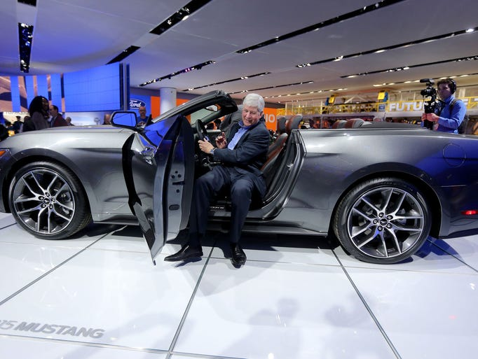 New Car Models For 2015 Concept Cars Debut