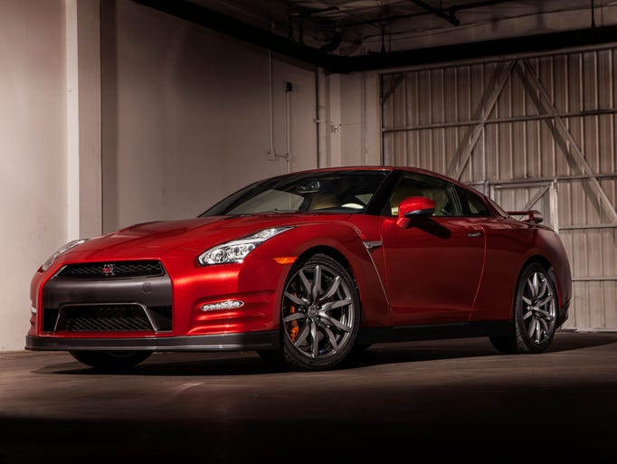 Latest version of the Nissan GT-R supercar, the 2015, jumps in price to $103,365 for starters. The 3.8-liter V-6 is rated 545 hp. NISMO racer coming this summer has 600 hp.