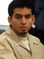 Jonathan Zarate Morristown, Jan 29, 2010-- Jonathan Zarate was brought Friday from state prison to Superior Court in Morristown, because he remains charged with assaulting two Morris County corrections officers in the county jail while being held there in 2005 awaiting trial for Parks' slaying.
