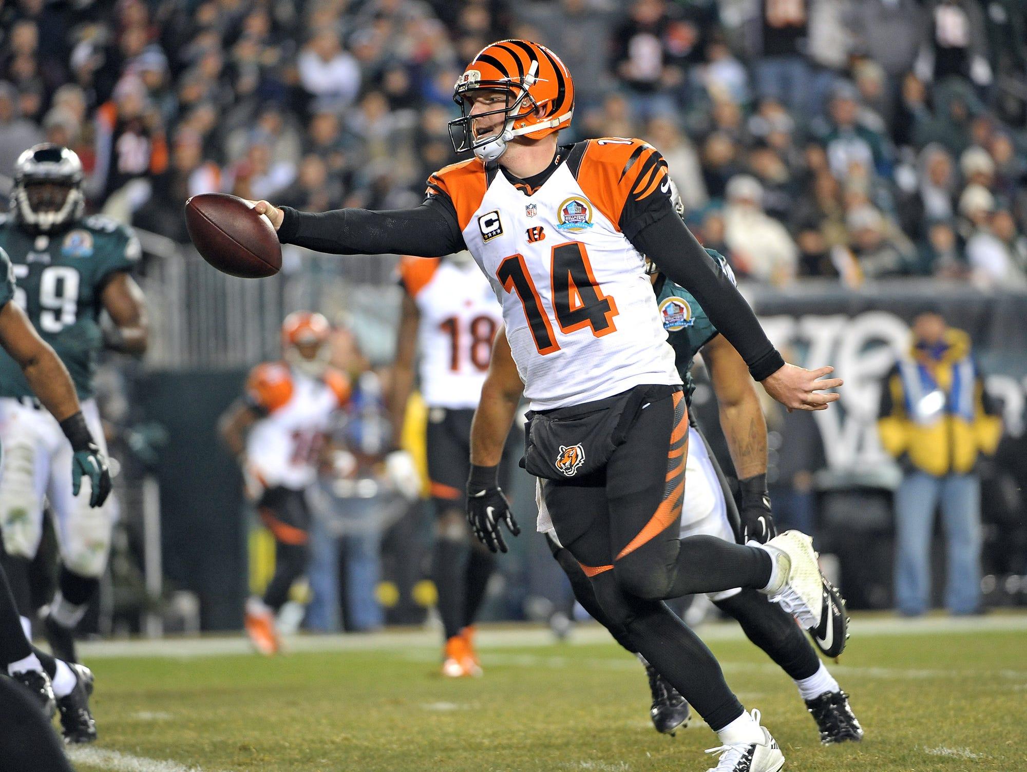 13. Andy Dalton, Cincinnati Bengals