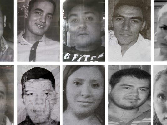 Mexico Mass Kidnapping