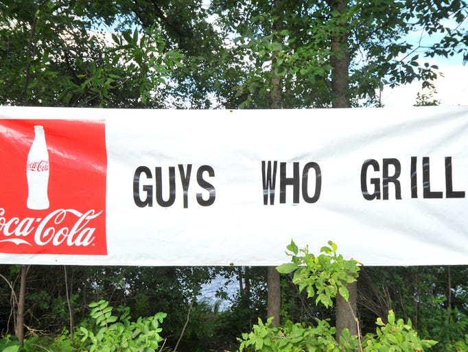 Hundreds of people streamed into Riverside Park on Sunday afternoon, July 27, 2014, to sample the work of 18 amateur and professional chefs and their helpers who participated in Guys Who Grill, one of the two top fundraisers for YWCA Wausau.